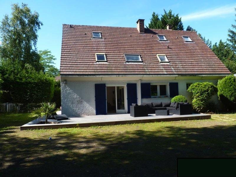 Maison avec jardin t6 louer gouvieux 60270 le for Location appartement maison avec jardin
