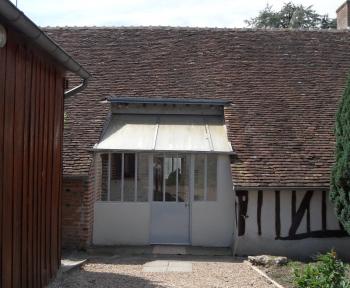 Location Maison 2 pièces Fontaines-en-Sologne (41250) - maison de bourg de caractère plain-pied T2