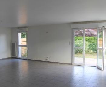 Location Appartement 4 pièces Villenave-d'Ornon (33140) - duplex avec jardin