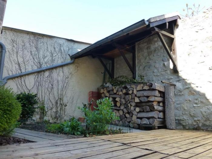 Location Maison ancienne 3 pièces Courteuil (60300) - Proche de SENLIS et CHANTILLY