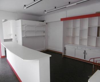 Location Boutique 3 pièces Saint-Marcellin (38160)