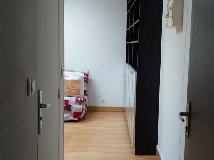 Location Studio 1 pièce Châlons-en-Champagne (51000) - 1 rue de la Moivre