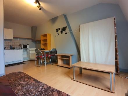 Location Studio 1 pièce Valenciennes (59300) - PROCHE CENTRE VILLE