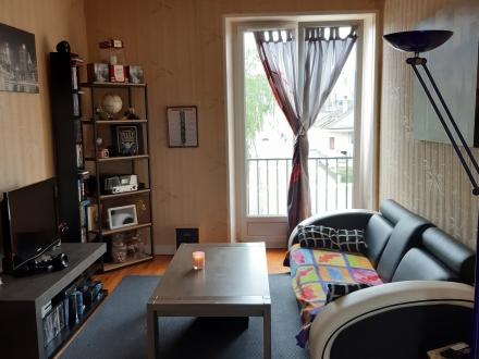 Location Appartement récent 4 pièces Condé-sur-Noireau (14110) - centre ville